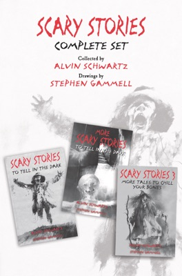 Scary Stories Complete Set