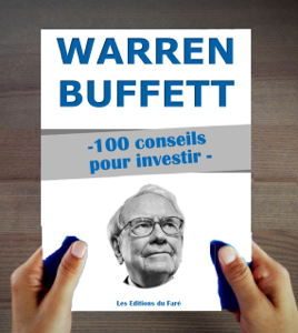 Warren Buffett : 100 conseils pour investir et devenir riche La couverture du livre martien