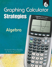 Graphing Calculator Strategies: Algebra book
