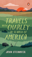 Travels with Charley in Search of America book cover