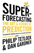 Superforecasting Book Cover
