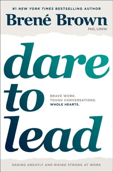 Dare to Lead - Brené Brown book cover