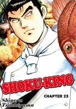 SHOKU-KING Chapter 23