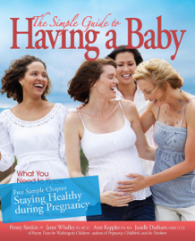 The Simple Guide To Having A Baby (2016) - Free Chapter book