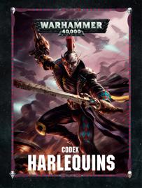 Codex: Harlequins book