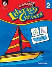 Literacy Centers Level 2: Ready! Set! Go!