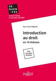 Introduction Au Droit Int Grale