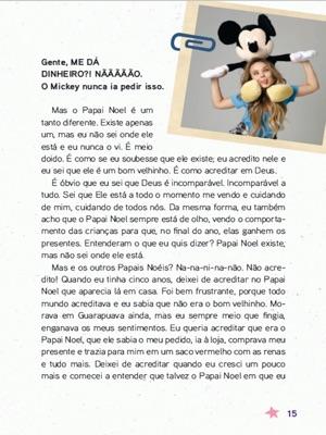 96dfdff64db06 O Mundo de Larissa Manoela no Apple Books