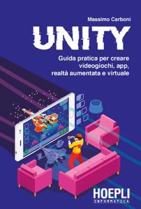 Unity Copertina del libro