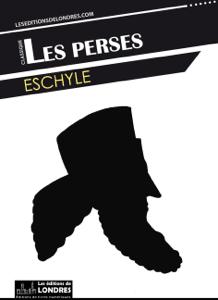 Les Perses Couverture de livre