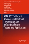 AETA 2017 - Recent Advances In Electrical Engineering And Related Sciences Theory And Application