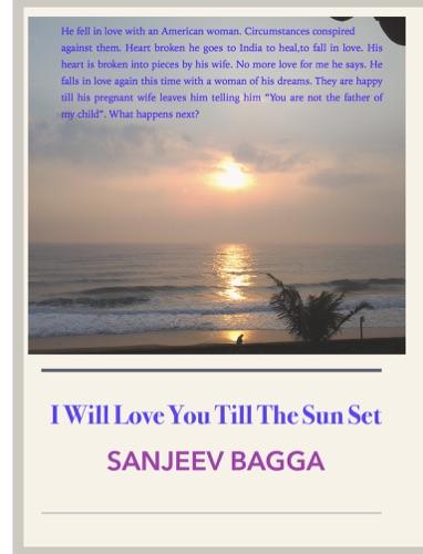 I Will Love You Till The Sun Set E-Book Download