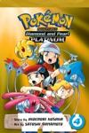 Pokmon Adventures Diamond And PearlPlatinum Vol 4