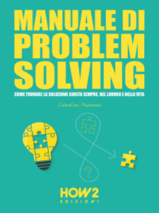 Manuale di PROBLEM SOLVING Copertina del libro