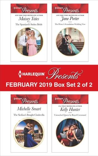 Maisey Yates, Michelle Smart, Jane Porter & Kelly Hunter - Harlequin Presents - February 2019 - Box Set 2 of 2