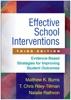 Effective School Interventions, Third Edition