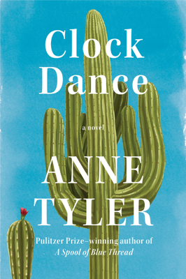 Clock Dance - Anne Tyler book