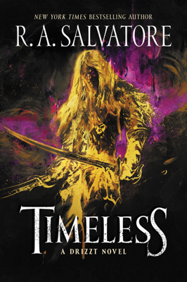 Timeless - R. A. Salvatore book
