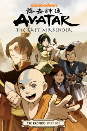 Avatar: The Last Airbender - The Promise Part 1 book