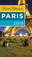Rick Steves Paris 2019 book cover