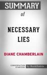 Summary Of Necessary Lies By Diane Chamberlain  Conversation Starters
