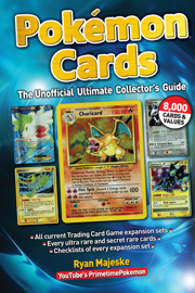 Pokemon Cards book