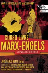 Curso livre Marx-Engels Book Cover