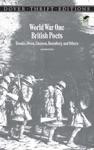World War One British Poets
