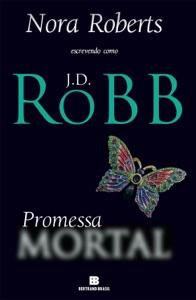 Promessa mortal Book Cover
