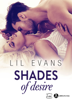Lil Evans - Shades of Desire artwork