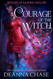Courage of the Witch book