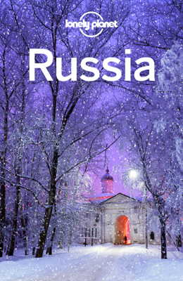 Russia Travel Guide - Lonely Planet book