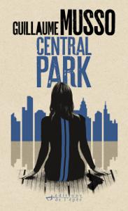 Central Park La couverture du livre martien