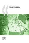 OECD Territorial Reviews Toronto Canada 2009