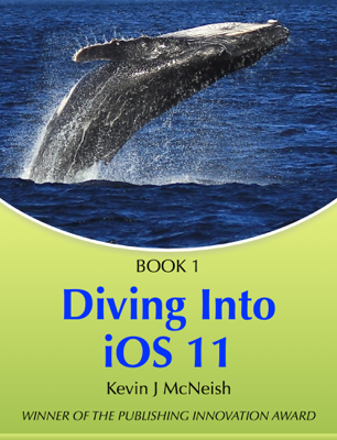 Diving In - iOS App Development for Non-Programmers - Kevin J McNeish book