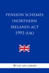 Pension Schemes Northern Ireland Act 1993 UK