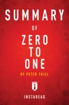 Summary Of Zero To One