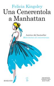 Una Cenerentola a Manhattan Copertina del libro