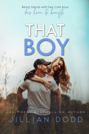 That Boy - Jillian Dodd book summary