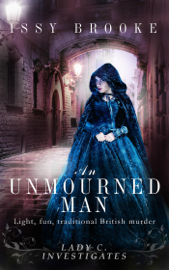 An Unmourned Man book