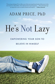 He's Not Lazy book