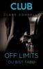 Clare Connelly - Off Limits - Du bist tabu Grafik