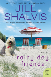 Rainy Day Friends - Jill Shalvis book summary