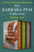 The Barbara Pym Collection Volume One Book Cover