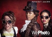 WePhoto EBooks: Portrait Vol. 7 - June 2018