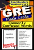 GRE Test Prep Commonly Confused Words Review--Exambusters Flash Cards--Workbook 4 of 6