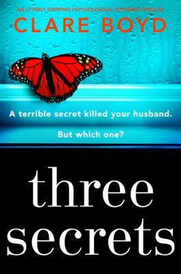 Clare Boyd - Three Secrets book