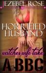 Horrified Husband Watches Wife Take A BBC