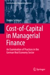 Cost-of-Capital In Managerial Finance