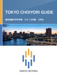 TOKYO CHOIYORI GUIDE